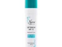 Lip Balm SPF 15 «Natural Care» (Бальзам для губ c витаминами А, В5, С и Е)