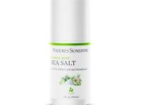 Sea Salt Deodorant (Шариковый дезодорант-антиперспирант)